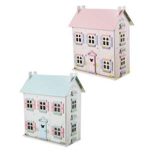 Little Town Wooden Doll's House £24.99 with code free p&p @ ALDI (online exclusive)
