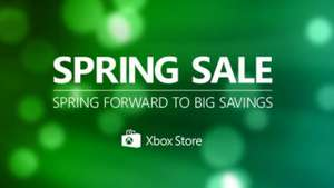 The Xbox One Spring Sale Event 2019 at Xbox Store UK [MEGA LIST!]