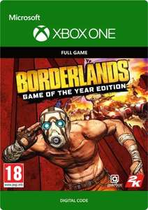 Borderlands Game of The Year Edition: Xbox One £22.99 @ CDKeys