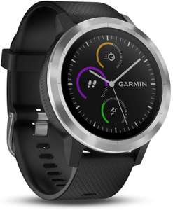 Garmin Vivoactive 3 GPS Smartwatch with Built-In Sports Apps and Wrist Heart Rate - Black for £134.99 Delivered @ Amazon UK