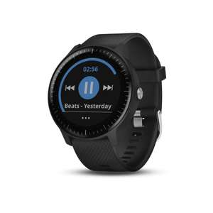 Garmin vivoactive 3 Music - GPS Smartwatch with Music Storage and Playback - Black £169.99 @ Amazon
