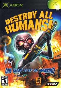 Destroy All Humans! (Xbox One/360) £2.24 with Gold @ Xbox.com