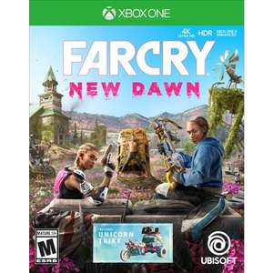 Far Cry New Dawn Xbox One £16.29 from Xbox Store US