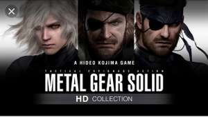 METAL GEAR SOLID HD: 2 & 3 (£7.49 with gold) // MGS Peace Walker HD (£5.99 with gold) Xbox one BC @ Microsoft Store