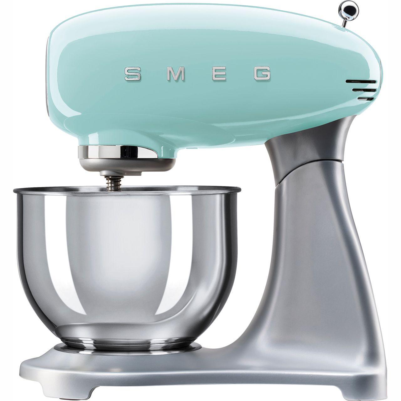 Smeg 50's Retro SMF01PGUK Stand Mixer - Pastel Green - £249 @ AO.com