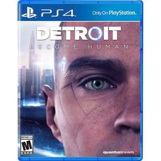 Detroit Become Human PS4 £15.99 @ Argos