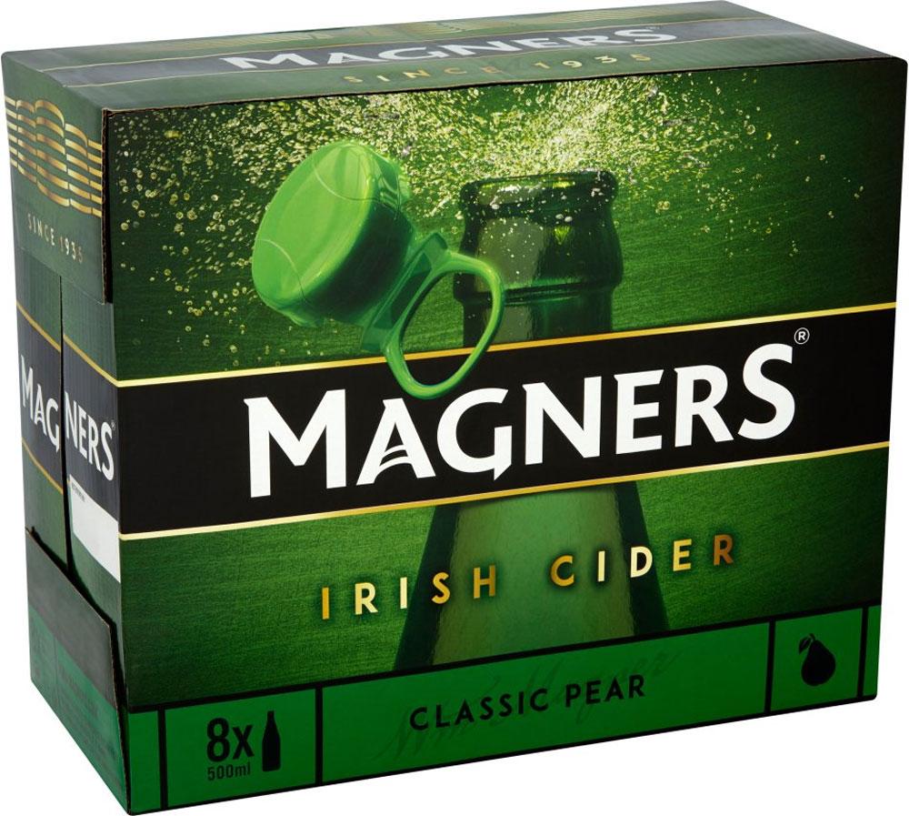 8 x 500ml magners pear cider @ aldi prenton / wirral