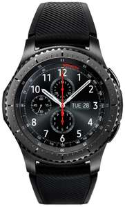 Samsung Gear S3 Frontier Smart watch with FREE AKG Y50BT Headphones £239 Argos
