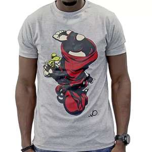 Street Fighter V Ken T-Shirt £2.98 in the Sale @ GAME