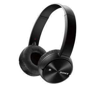 Sony MDR-ZX330BT Bluetooth Wireless Headphones with NFC Connectivity - Black (Pre-order) £39.99 at Amazon