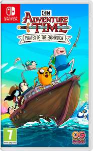 Cartoon Network Adventure Time: Pirates of the Enchiridion £12.49 for Switch @ Nintendo eStore
