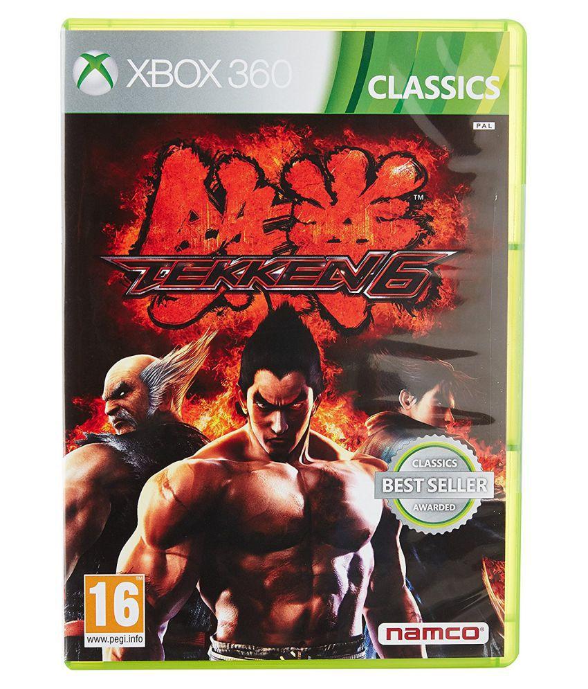 Tekken 6 (360/X1) £2.99 with Xbox Live Gold @ Xbox.com Store