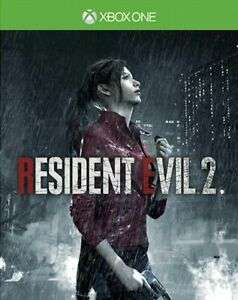 Resident Evil 2 (Xbox One) £26.99 / Shadow of the Tomb Raider (Xbox One) £12.99 Delivered (Ex-Rental) @ Boomerang via eBay