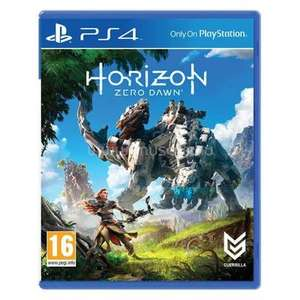 Horizon: Zero Dawn PS4 (pre-owned) £8.36 with code Delivered @ MusicMagpie