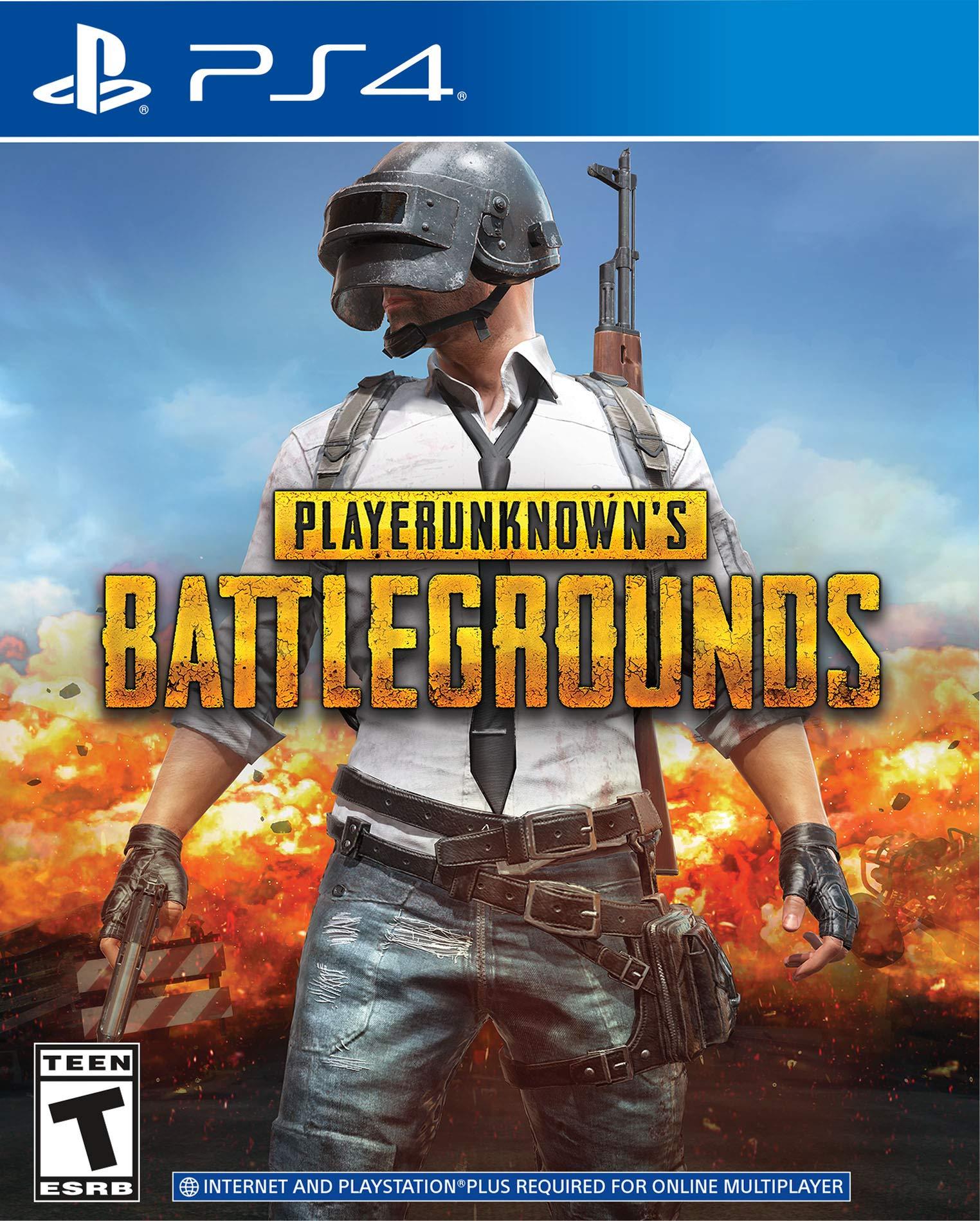 PUBG Player Unknown Battlegrounds PS4 £7.49 @ Sainsbury's instore