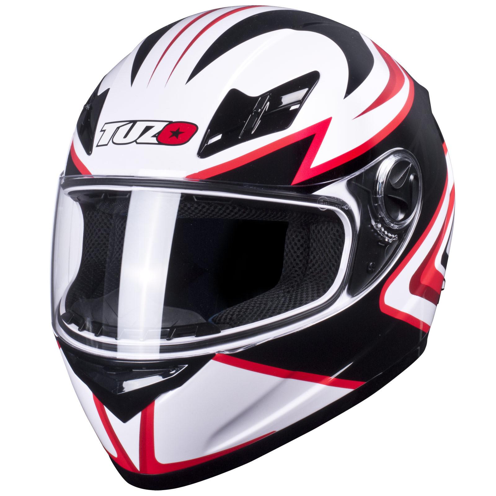Tuzo Ghost Full Face Helmet £19.99 @ M&P Direct