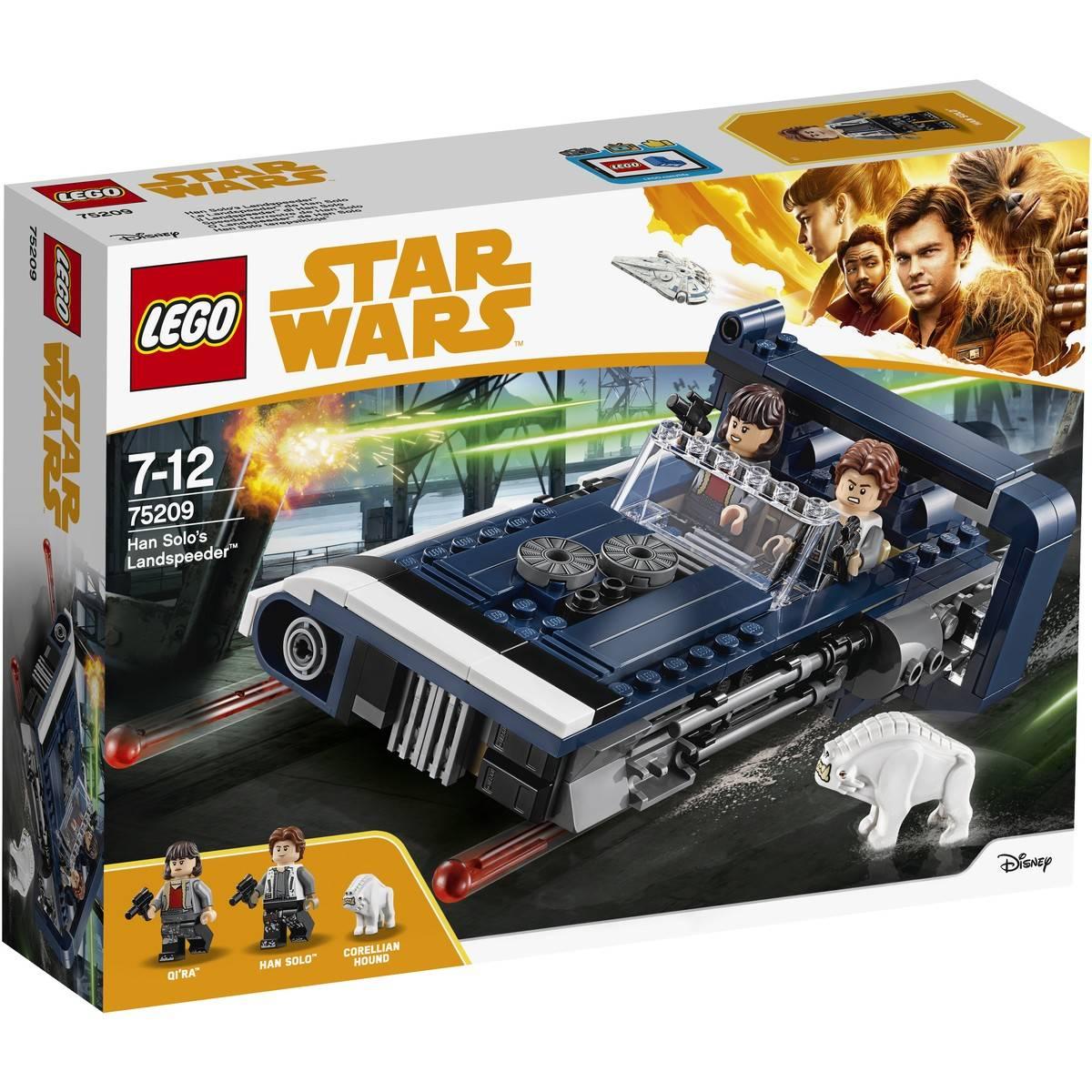 LEGO Star Wars 75209 - Han Solo's Landspeeder £14.99 instore @ Game