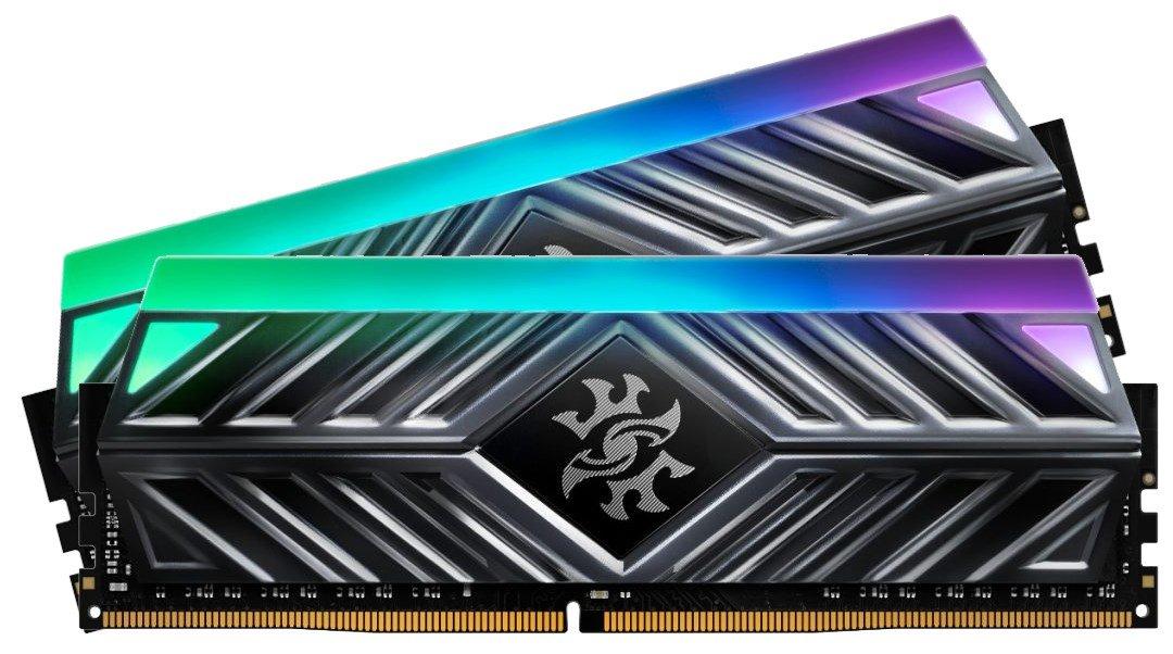 Adata XPG Spectrix D41 RGB 16GB (2x 8GB) 3200MHz Memory Kit, £99.99 at CCL Online