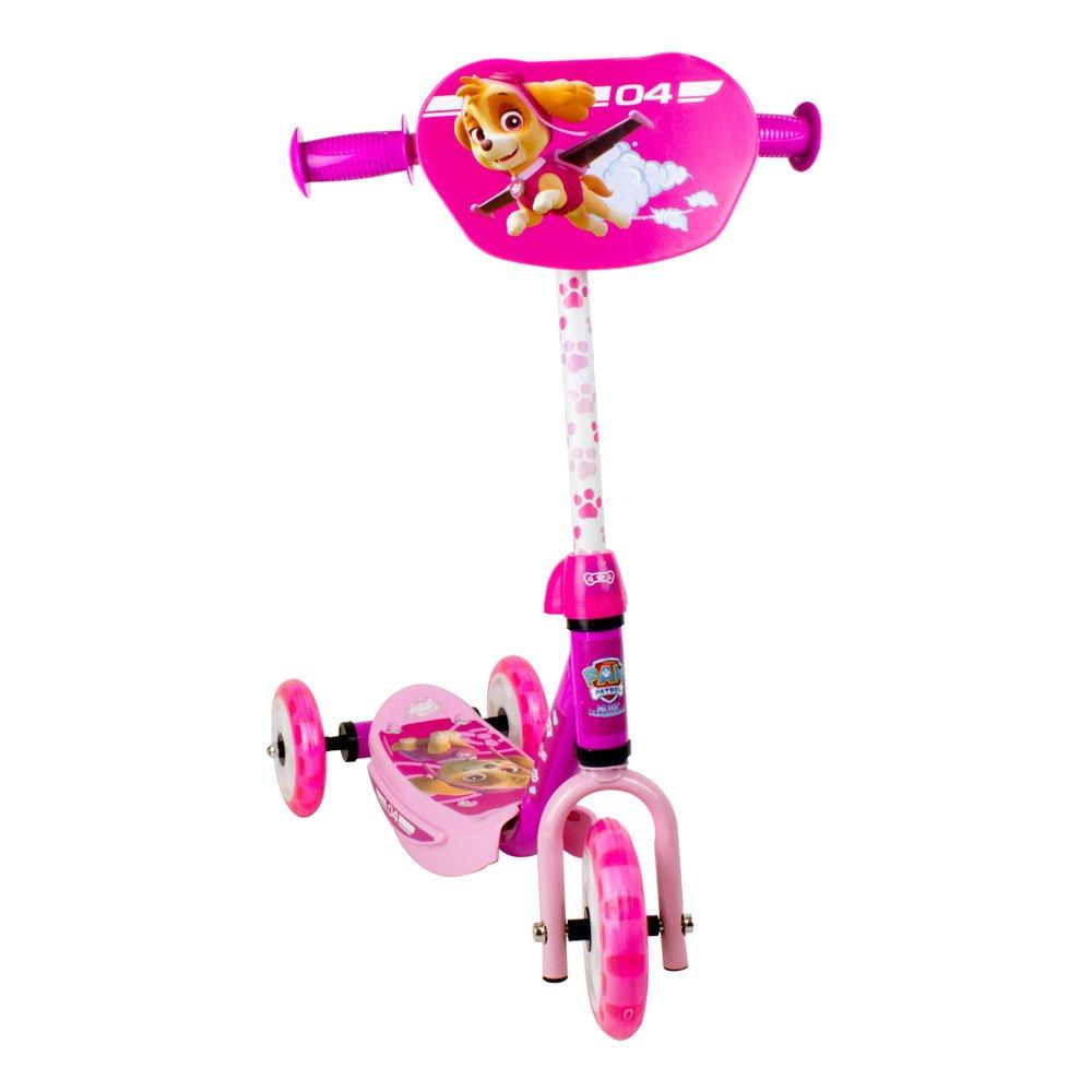 Paw Patrol Skye Three Wheel Scooter with Adjustable Handlebar @ Amazon Warehouse Like New £14.66 Prime £19.15 Non Prime