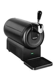 THE SUB 2L Compact Edition | Draught Beer Tap for Home by Krups | Black, £59 at Amazon
