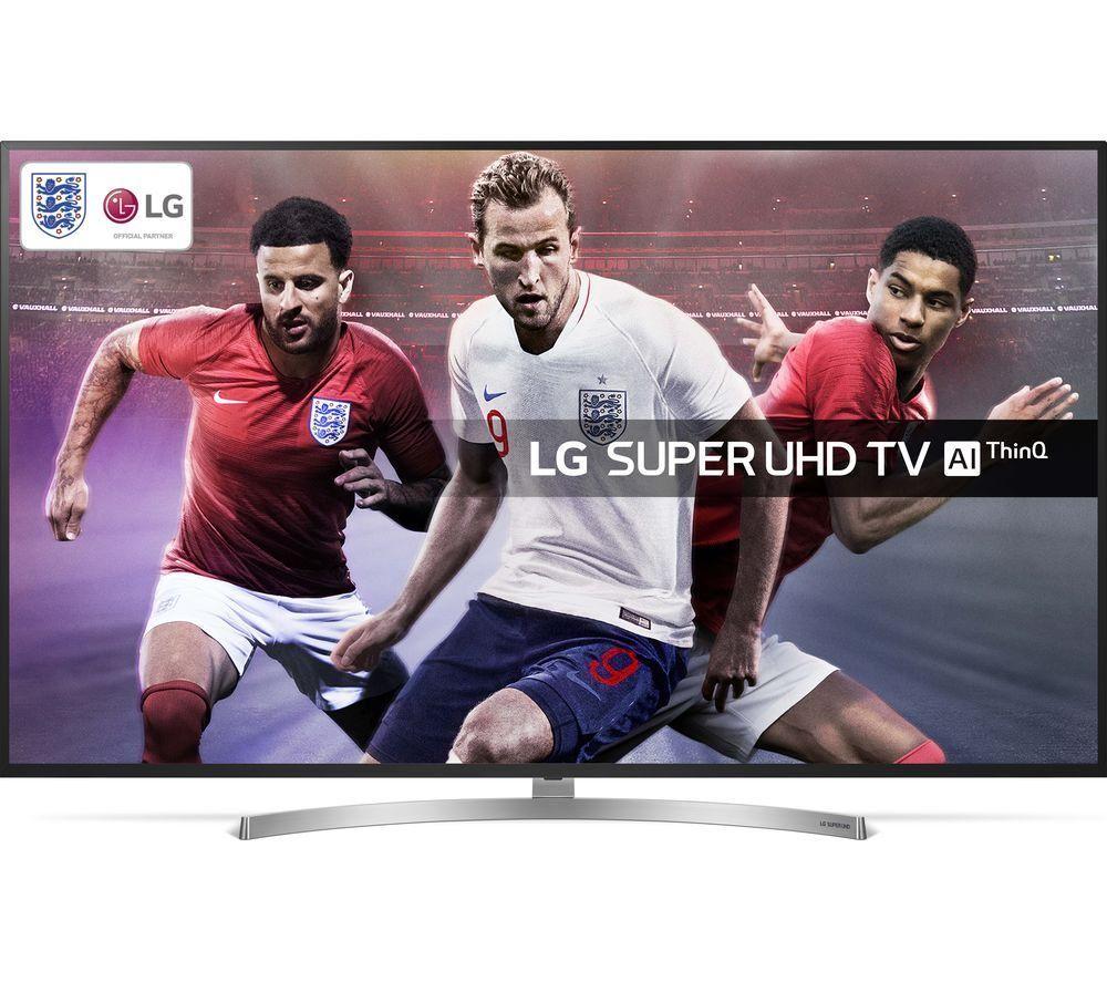 "LG 65SK8100PLA 65"" Smart 4K Ultra HD HDR LED TV £899 (5 Year Guarantee) @ Currys"