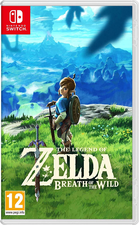 The Legend of Zelda: Breath of the Wild (Nintendo Switch) @ Amazon - £43.99