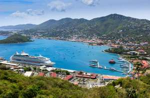 From Inverness; Flights to US Virgin Islands £246.99pp @ KLM/Delta/Budgetair