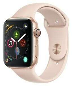 Apple Watch Series 4 GPS 44mm - Argos Refurbished - £314.99 @ Argos eBay