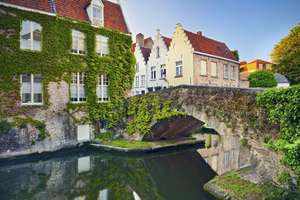 2 Night Mini Cruise to Bruges (departing Hull) £59p/p (April Departures) £118 @ P&O