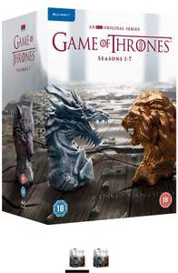 Game of Thrones Blu Ray Seasons 1-7 - £16.95 at checkout @ Amazon