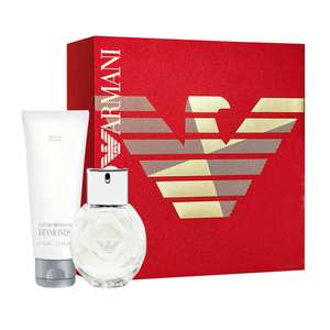 Emporio Armani Diamonds for her EDP 30ml gift set £26.40 @ Boots