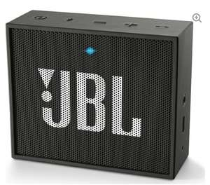 JBL GO Portable Wireless Bluetooth Speaker - Black £12.99 @ Currys (Free C&C)