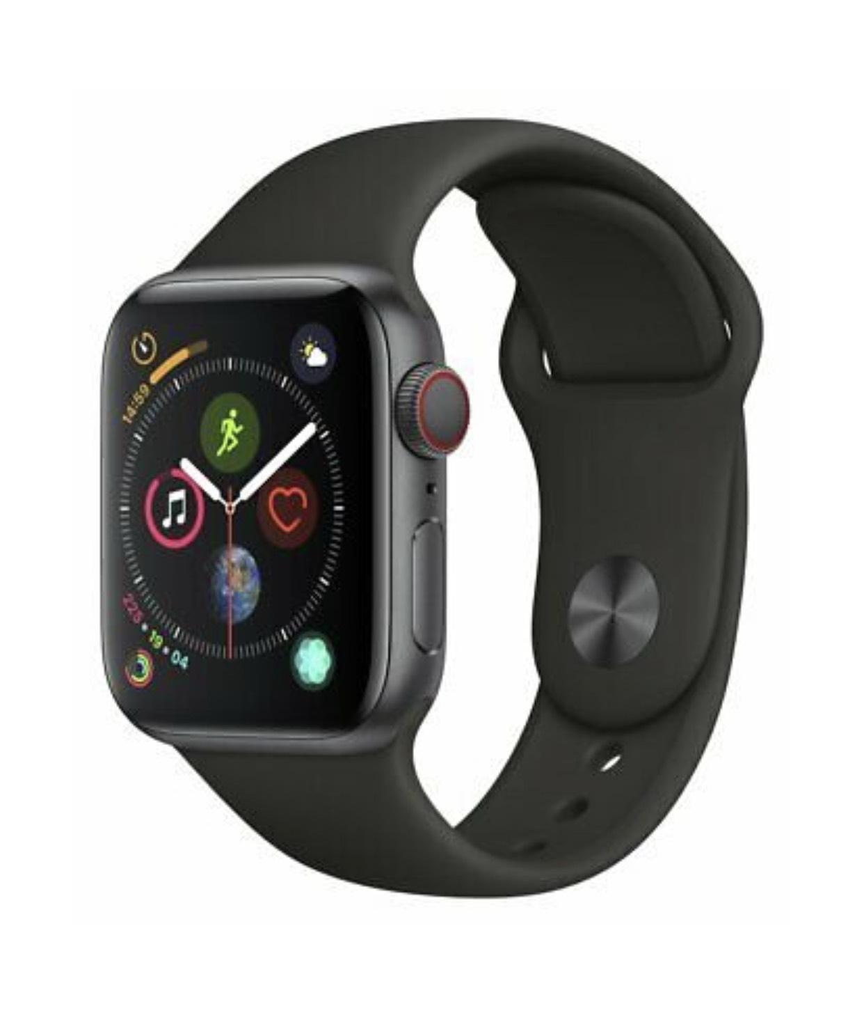Apple Watch Series 4 Cellular + GPS - Space Grey - Refurbished - £346.99 @ eBay Argos