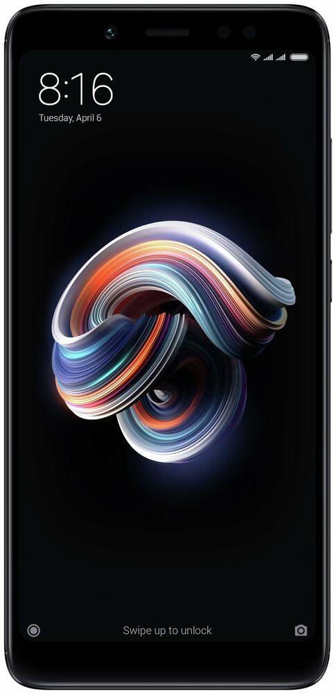 SIM Free Xiaomi Redmi Note 5 64GB Mobile Phone - Black REFURBISHED £140.99 @ Argos Ebay