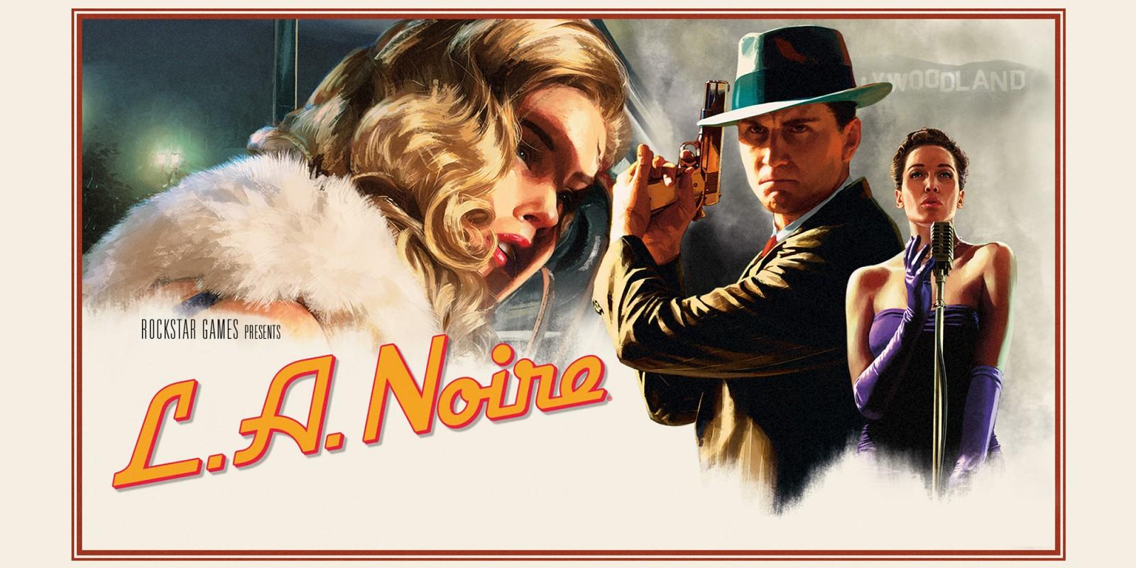 L.A. Noire - £14.99 @ Nintendo Shop