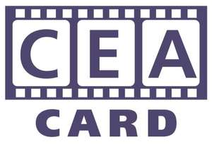 The CEA Card is a National Card Scheme Developed for UK Cinemas for Disabled patrons £6