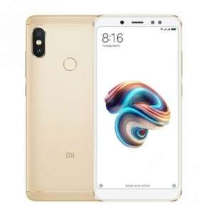 """Xiaomi Redmi Note 5 Global Version (sent from Italy) 4+64GB, Sd636, 5.99"""", 4000mAh = £132.66 delivered @ AliExpress (M Zealer Store)"""