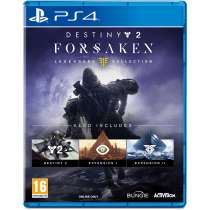 Destiny 2: Forsaken Legendary Collection with DLC & Playing Cards (PS4) @ Game