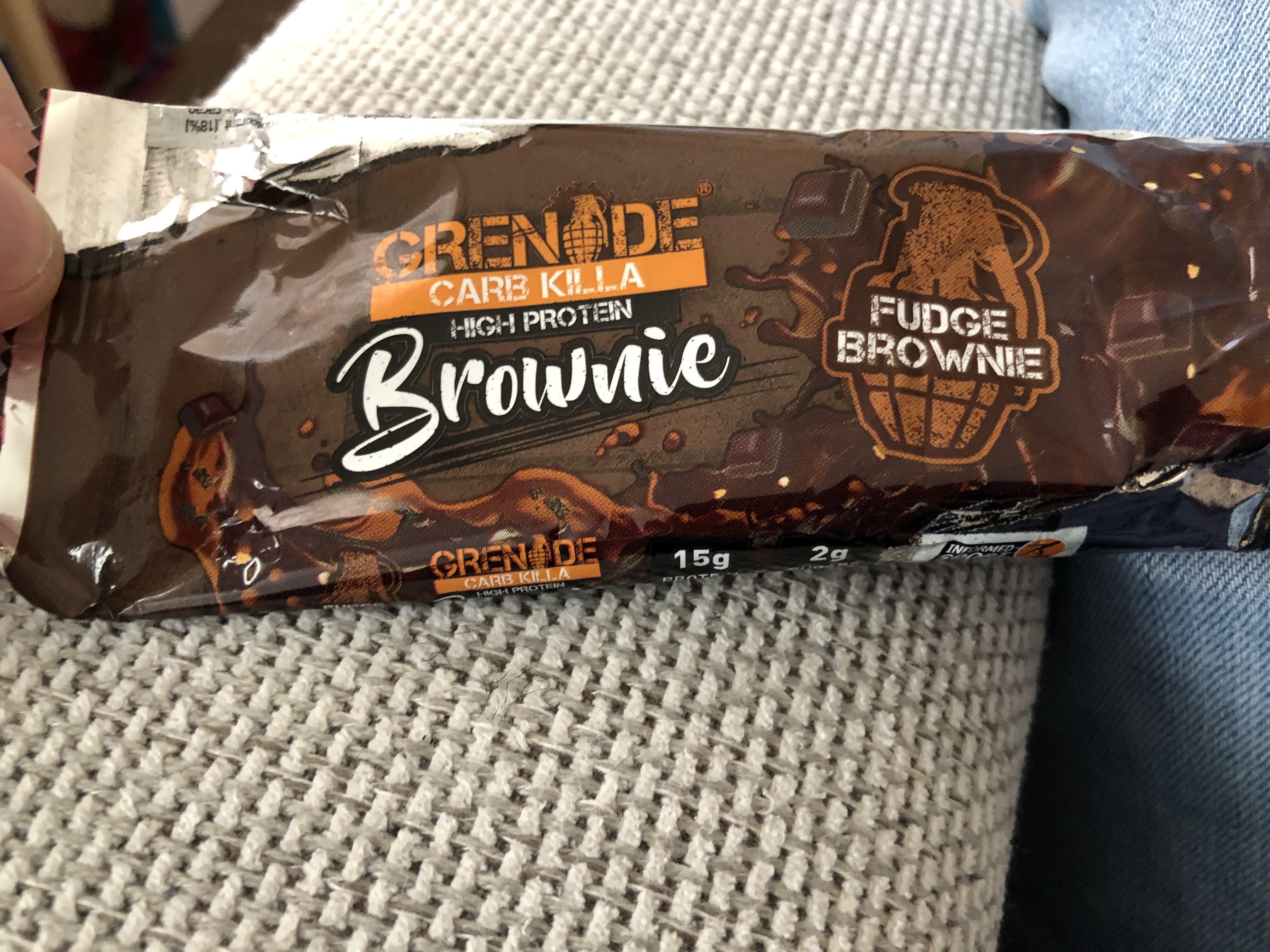Grenade Carb Killa - 99p Instore @ Home Bargains