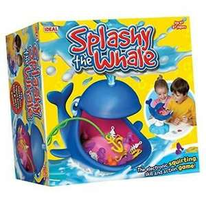 The Splashy Whale Game now £6.25 Was £25 @ The Entertainer