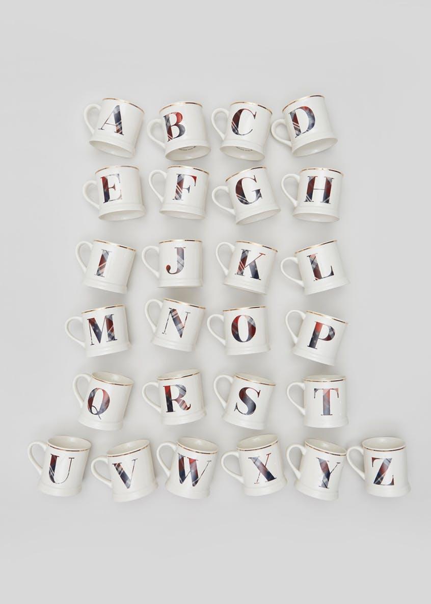 Alphabet Mugs assorted letters! £1.35 @ Matalan (Free C&C)