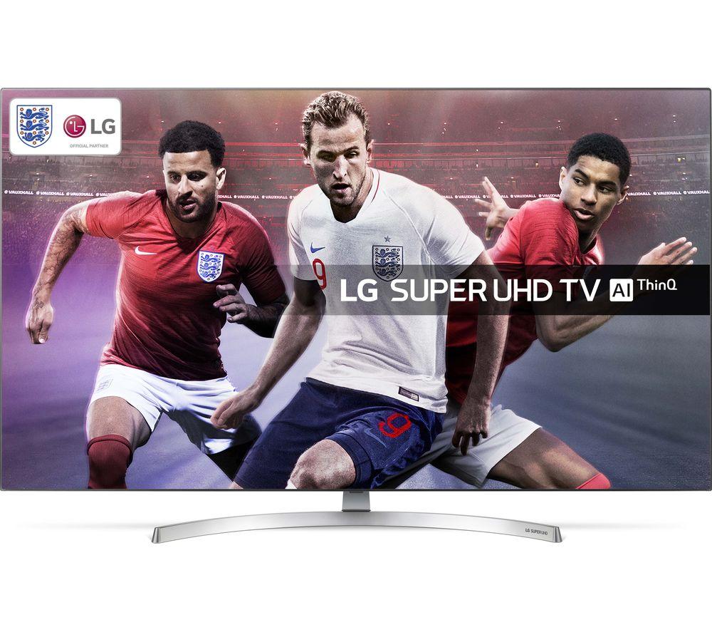 "LG 55SK8500PLA 55"" Smart 4K Ultra HD HDR LED TV £719 @ Currys"