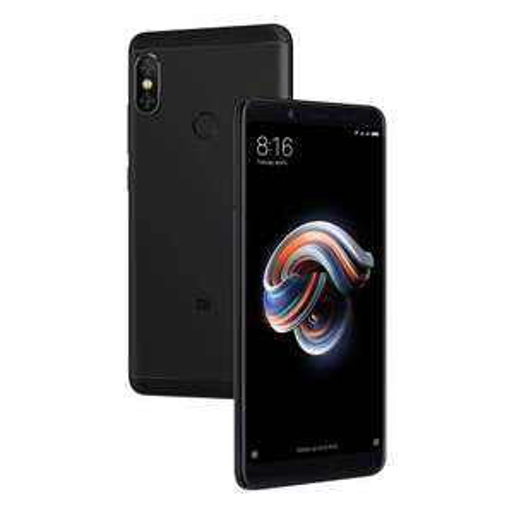 3 Only* Xiaomi RedMi Note 5 *4GB Ram 64GB* Storage Dual Sim Black @ Amazon Warehouse