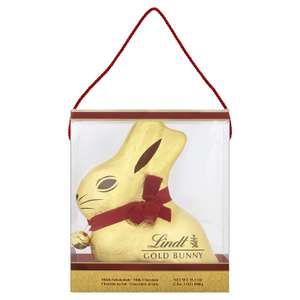Lindt Giant Milk Chocolate Gold Bunny in an Easter Presentation Carrier Gift Box, 1 Kg  @ Amazon £32.00 Lightning Deal