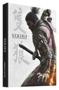 Sekiro Collector's Edition guide by Future Press at WHSmiths for £20.19