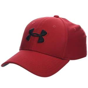 Under armour Blitzing 3 cap in various colours for £8.99 @ Amazon (+£4.99 for non-prime deliveries)