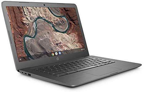 HP Chromebook 14-db0003na 14-Inch Laptop - (Grey) (AMD Dual Core A4, 4 GB RAM, 32 GB eMMC, 100 GB Google Drive Storage  £199.99 @ Amazon