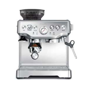 Sage BES875UK The Barista Express with Temp Control Milk Jug, Brushed Stainless Steel - £369.99 @ Amazon