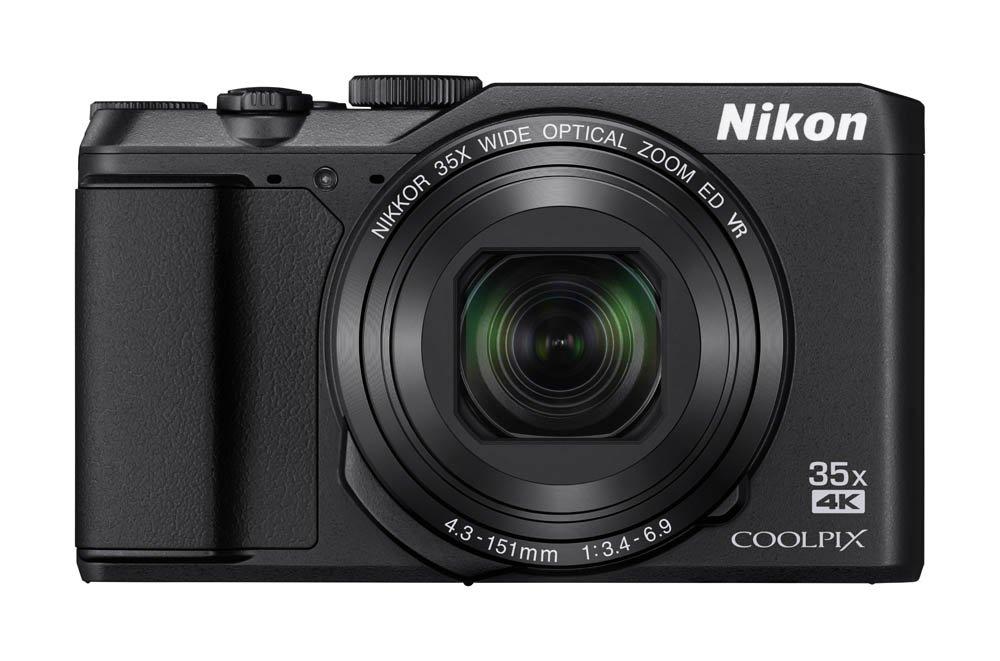 Nikon A900 Coolpix Digital Camera - Black at Amazon for £214