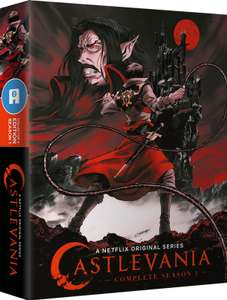 Castlevania Season 1 Collector's Edition Blu-ray (Limited to 1000 Units) at Zavvi for £24.99